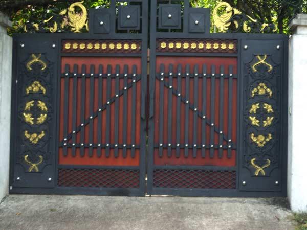 Home Design Gate Ideas: Best Iron Work Service