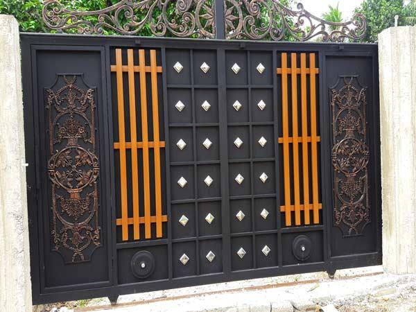 Gate Design Sri Lanka Best Iron Work Service Best Arc